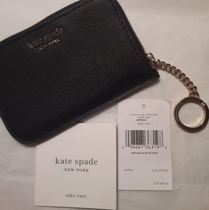 Handbags - Kate Spade New York Medium 1-Zip Card Holder